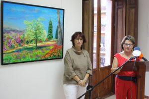Ayuntamiento de Novelda IMG_0441-ayto-300x200 El Centro Cultural Gómez-Tortosa acoge la exposición Despiértame octubre