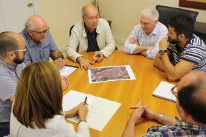 """Ayuntamiento de Novelda IMG_0470-ayto-300x200 El alcalde reclama a Medioambiente """"celeridad"""" en la conclusión del colector centro de pluviales"""