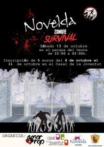 Ayuntamiento de Novelda Novelda-Survival-Zombie-212x300 El Parque del Oeste acoge el evento Novelda Survival Zombie