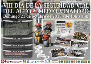 Ayuntamiento de Novelda cartel-ok-300x211 Novelda acoge el VIII Día de la Seguridad Vial