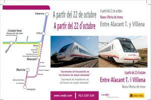 Ayuntamiento de Novelda mini-300x200 Renfe hace públicos los nuevos horarios del tren Novelda-Alicante