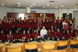 Ayuntamiento de Novelda IMG_3661-ayto-300x200 Los alumnos del Oratorio Festivo visitan la Casa Consistorial