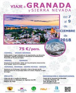Ayuntamiento de Novelda cartel-granada-ok-245x300 Juventud oferta un viaje a Granada