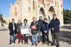 Ayuntamiento de Novelda comision-ayto-300x200 Cultura inicia los actos conmemorativos del centenario de la primera piedra del Santuario de Santa M.ª Magdalena