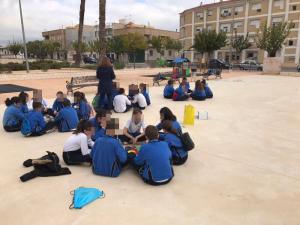 Ayuntamiento de Novelda IMG_7015-300x225 Más de dos mil escolares participan en la campaña escolar de educación ambiental