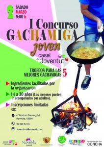 Ayuntamiento de Novelda cartel-concurso-gachamiga-212x300 I Concurso de Gachamiga Joven
