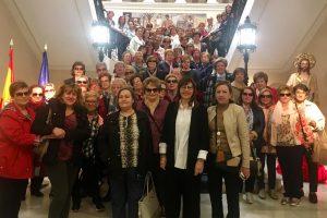 Ayuntamiento de Novelda 1-1-300x200 Ciento sesenta mujeres de Novelda en el Palacio Provincial
