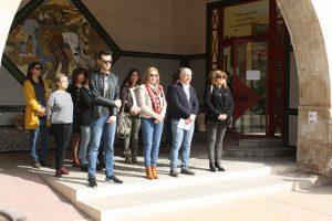 Ayuntamiento de Novelda IMG_1229-ayto-300x200 El Ayuntamiento guarda un minuto de silencio en conmemoración por el XV aniversario de los atentados de Madrid.