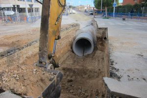 Ayuntamiento de Novelda IMG_1568-mini-300x200 El lunes se reinician las obras de pluviales en su último tramo