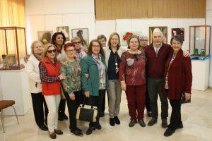 Ayuntamiento de Novelda p-115-ayto-300x200 El Mercado de Abastos acoge la exposición Mujeres Creadoras de Novelda
