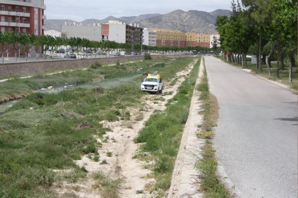 Ayuntamiento de Novelda IMG_6918-ayto Calidad Ambiental pone en marcha la campaña anual de control de mosquitos