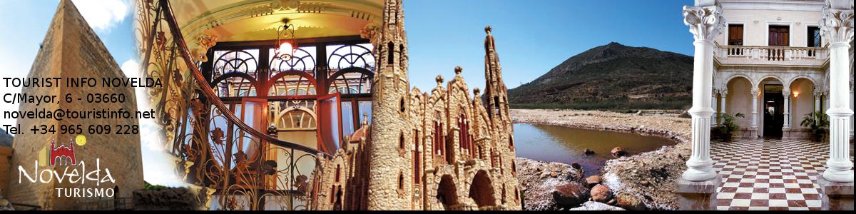 Web Novelda turismo