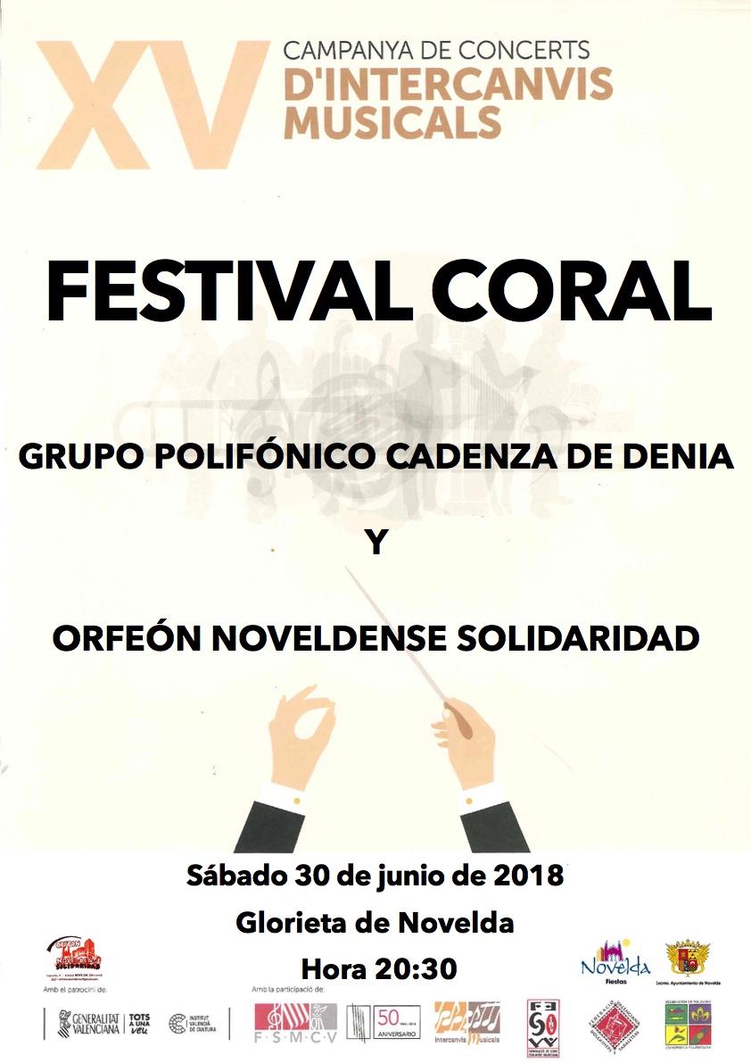 Cartel Festival Coral