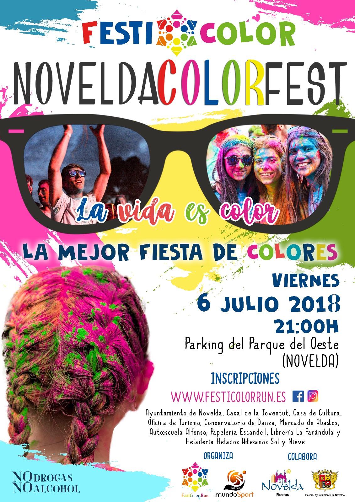 Festi colors