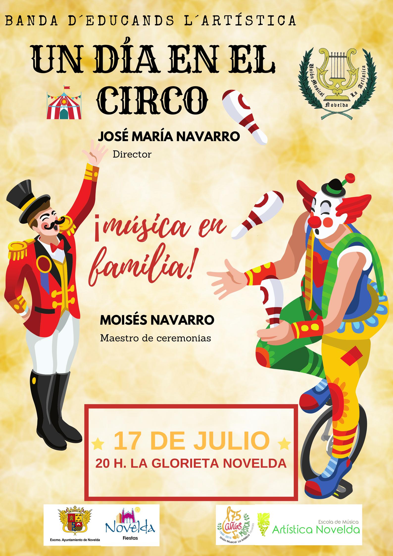 Un día en el circo