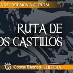Ruta castillos de Alicante