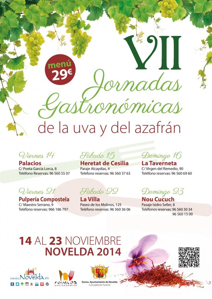 jornadas gastronomicas 2014